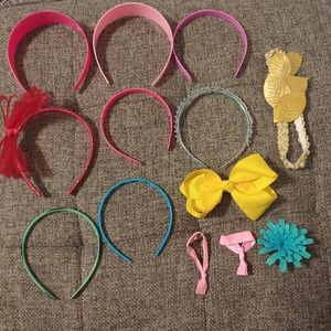 Other - Girls hair accessory lot